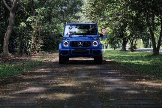 Pameran virtual pertama, Mercedes-Benz langsung kenalkan tiga mobil