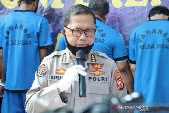 Dua per tiga personel Polda disiapkan untuk amankan Pilkada di Jabar