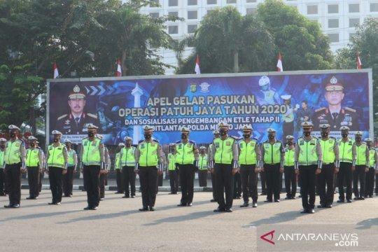 Hari pertama Operasi Patuh Jaya 1.763 kendaraan ditilang