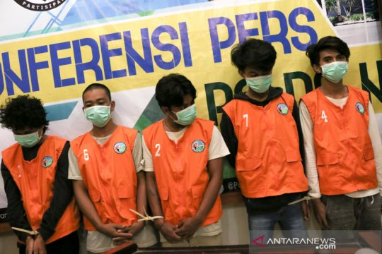 Ditresnarkoba Polda NTB bongkar jaringan narkoba melibatkan mahasiswa