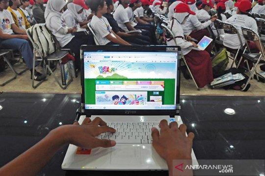 Pastikan internet aman bagi anak, Kementerian PPPA gelar edukasi