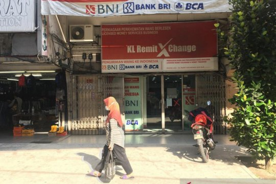 Transaksi BRI Remittance Malaysia capai Rp3,68 Triliun