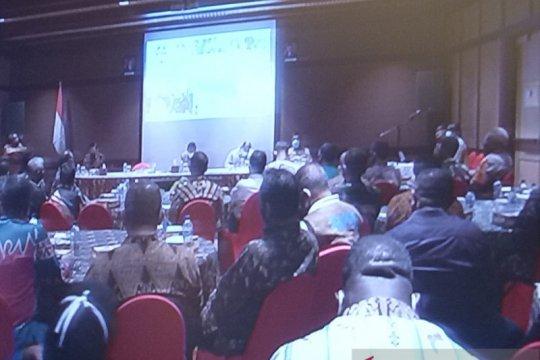Tokoh masyarakat Kamoro kaget dengar APBD Mimika Rp4,3 triliun