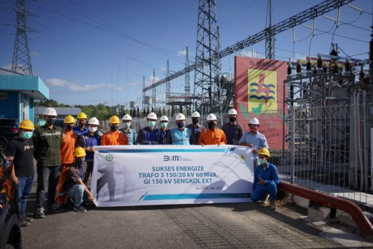 PLN segera tuntaskan pembangunan lima gardu induk di Lombok
