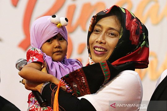 Menteri PPPA: Anak Indonesia harus perjuangkan empat hak dasarnya