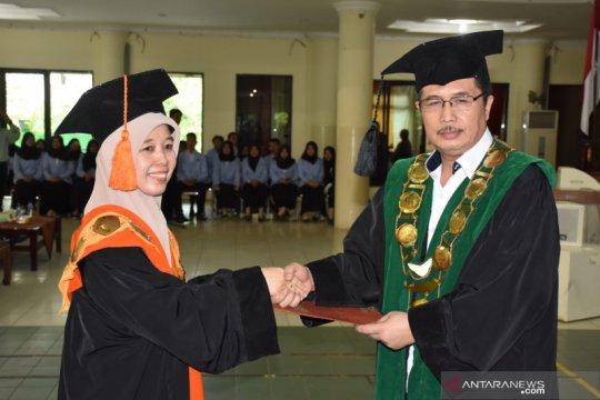 Prof Nyayu Khadijah jadi rektor perempuan pertama di UIN Palembang