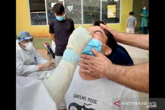 Kasus positif COVID-19 Jakarta bertambah 299