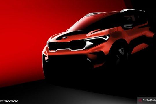 Kia ungkap desain Sonet, mobil kedua produksi India setelah Seltos