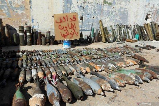 Penghancuran bahan peledak sisa perang