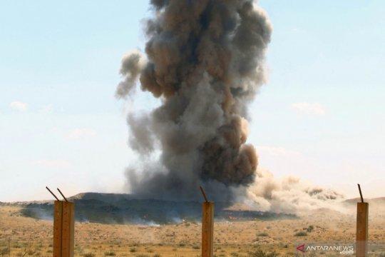 Ledakan tewaskan dua orang di pos pemeriksaan Libya selatan
