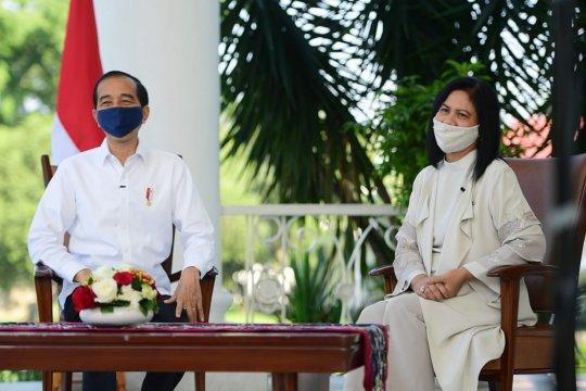Menteri PPPA: Pandemi tidak batasi semangat anak Indonesia
