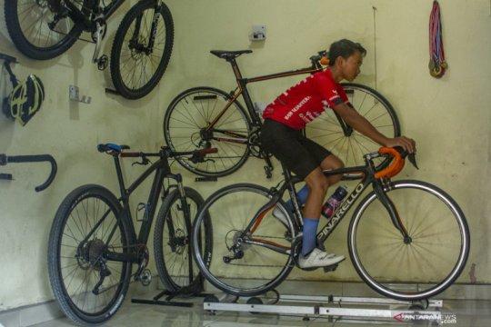 ISSI lobi Menpora untuk bantu balap sepeda tampil di PON Papua
