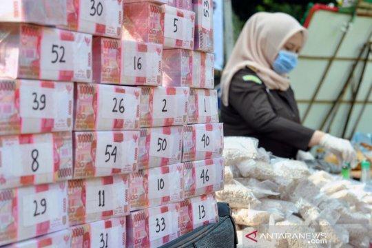 Pemusnahan barang bukti Kejari Kota Bogor