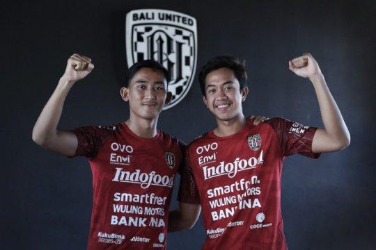 Dua pemain muda putra daerah tembus tim senior Bali United
