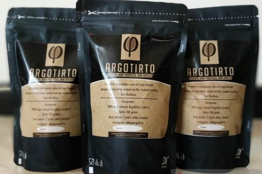 Tim Pengabdian UMM angkat potensi kopi lokal Malang Selatan