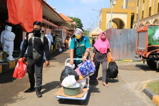 Sembilan kelurahan di Surabaya kasus COVID-19 rendah