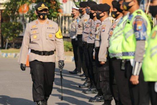 Operasi Patuh Polres Madiun Kota sasar delapan pelanggaran lalin