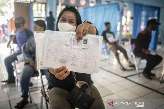 Jakpro cairkan ganti untung untuk 23 KK Kampung Bayam Jakarta Utara