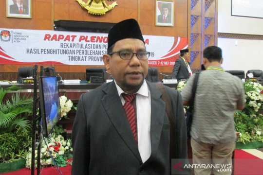 KIP Aceh mulai susun tahapan Pilkada 2022