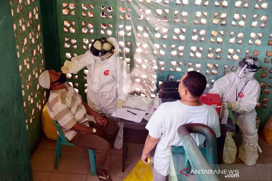Pekanbaru ketambahan 40 kasus COVID-19, tertinggi selama pandemi