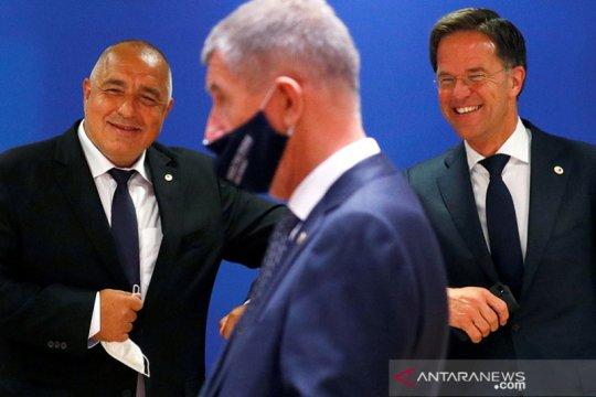 PM Bulgaria Boyko Borissov terinfeksi COVID-19