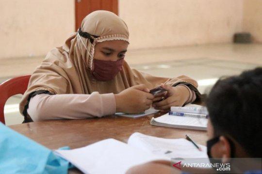 Kelurahan Jamsaren Kediri fasilitasi wifi gratis untuk anak sekolah