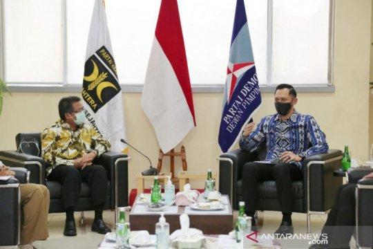 AHY: Tekad Demokrat-PKS hadirkan ruang 'checks and balances' Tanah Air