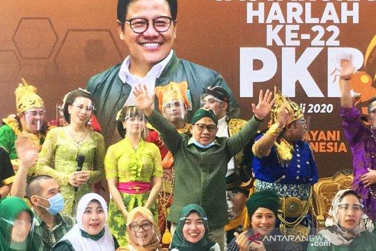 Harlah PKB, Cak Imin harap ketegangan bangsa dapat segera berakhir