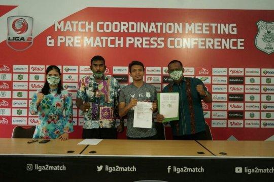 Sekum PSMS: Ferdinand dan Paolo naikkan antusiasme warga Medan