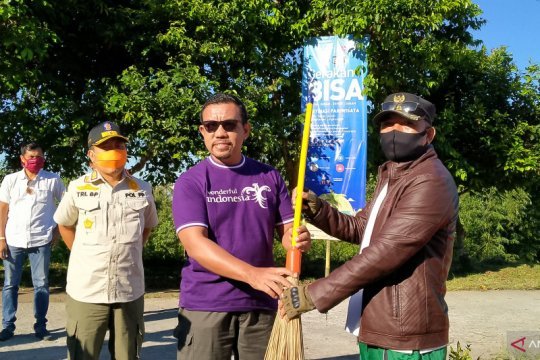 Kemenparekraf gulirkan Gerakan BISA di desa wisata Tete Batu Lombok