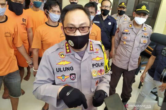 Dua anggota Polrestabes Bandung positif COVID-19 sembuh