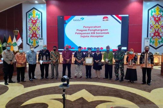 Kalteng raih lima penghargaan tingkat nasional program kependudukan