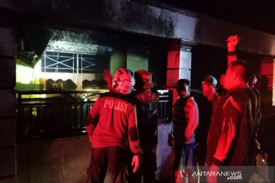 Polisi selidiki penyebab terbakarnya delapan rumah di Palangka Raya