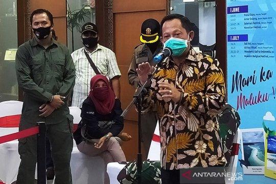 Mendagri minta Gubernur Maluku percepat realisasi anggaran Pilkada