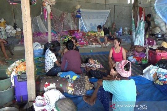 Pengungsi korban banjir di Konawe mulai terserang penyakit