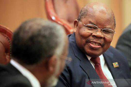 Mantan presiden Tanzania Benjamin Mkapa wafat