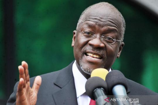 Presiden Tanzania minta China hapuskan sejumlah utang