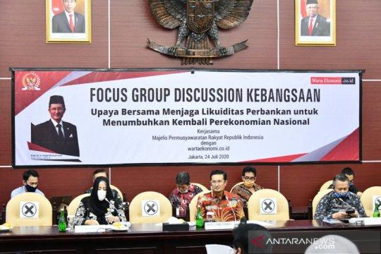 Wakil Ketua MPR sampaikan tiga catatan gerakan ekonomi di masa pandemi