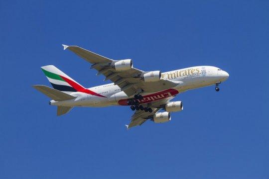 Emirates akan bayari biaya terkait virus corona