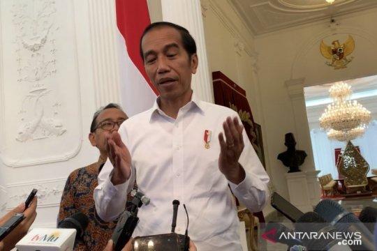 """Jokowi berpidato """"Negara Tidak Pernah Berutang, Hanya Melakukan Pinjaman Luar Negeri""""? Cek faktanya"""