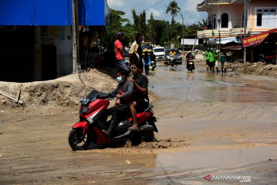 237 rumah terdampak bencana alam di Kabupaten Luwu