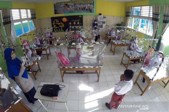 Gunung Kidul izinkan belajar dengan tatap muka seminggu sekali