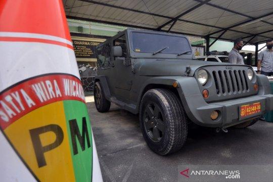 Letkol TNI gadungan ditangkap di Lampung