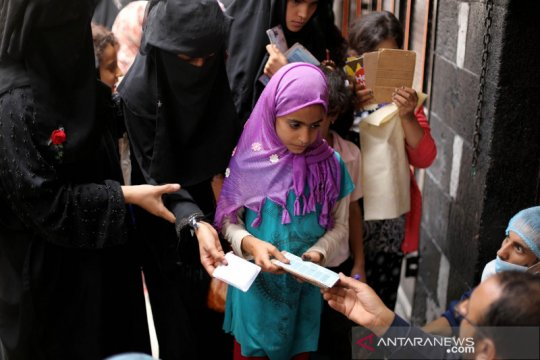 Malnutrisi anak capai rekor tertinggi di beberapa bagian Yaman