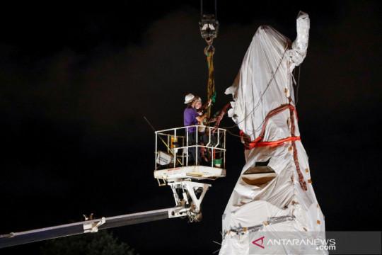 Mexico City akan ganti patung Columbus dengan patung wanita Meksiko