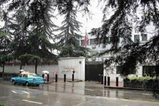 Konsulat AS di Chengdu diperintahkan tutup, staf kosongkan bangunan