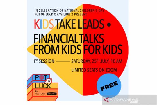 """""""Kids Take Leads"""" untuk tumbuhkan jiwa """"creativepreneurship"""" anak"""