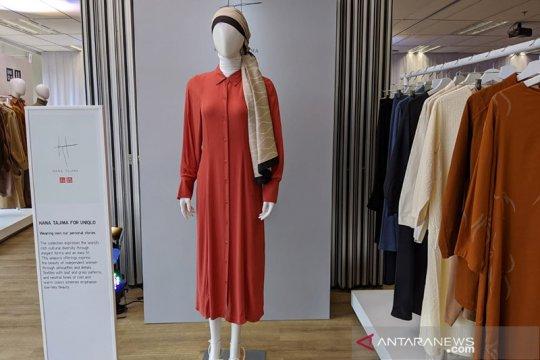 Busana modest baru dari Hana Tajima untuk mengekspresikan diri