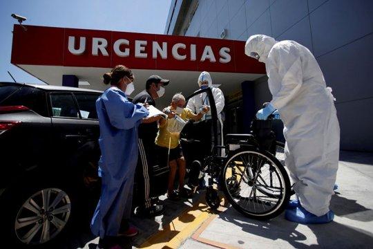 Menteri kesehatan di Meksiko meninggal karena COVID-19