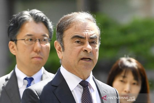 Uang kripto jadi bukti baru kasus Carlos Ghosn